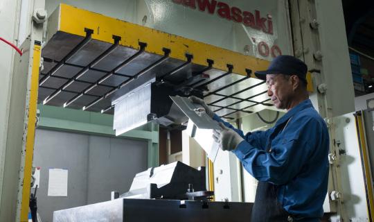 イトウ鋼材加工株式会社 事業内容写真1