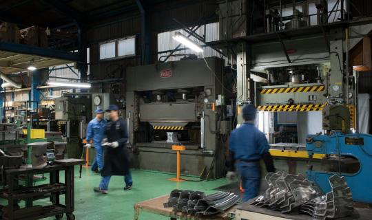 イトウ鋼材加工株式会社 事業内容写真4