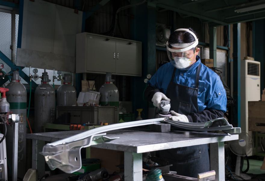 イトウ鋼材加工株式会社 工場紹介 写真8